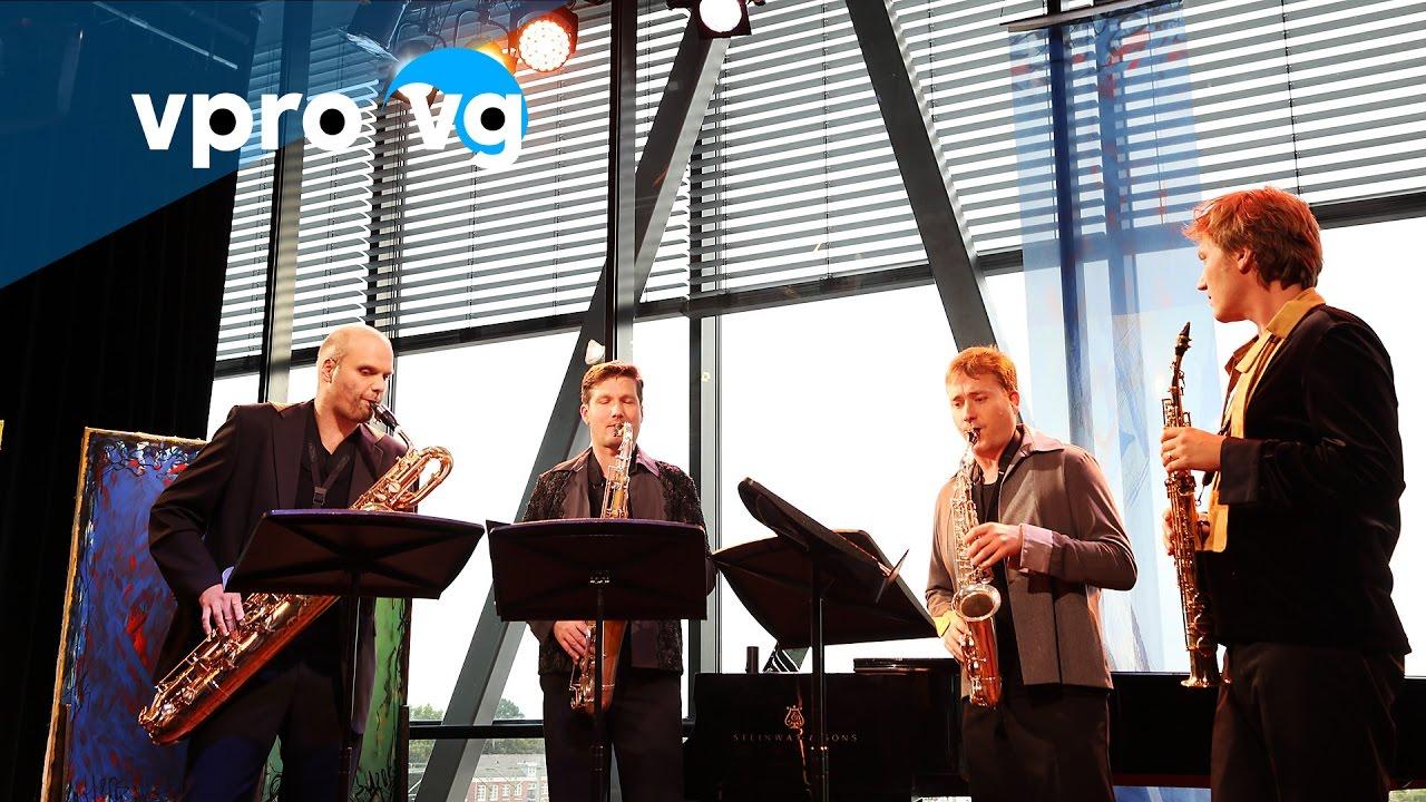 Amstel Quartet - Thomas de Hartmann/ from: Koladky, Op. 60 (live @Bimhuis Amsterdam)
