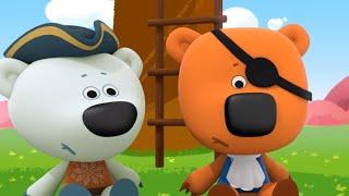 Ми-ми-мишки. Пиратская история. Мультики про мишек для детей. Серия 17.