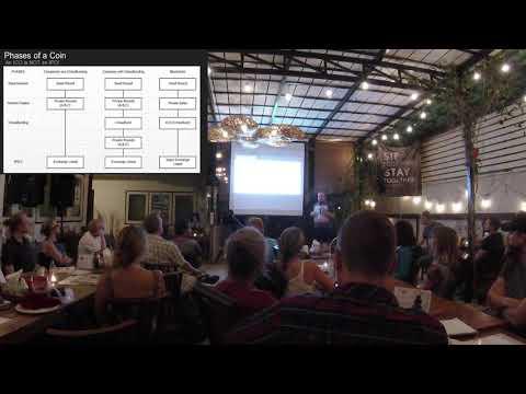 Buddy's Live CRYPTO INVESTING Presentation - Chiang Mai Jan 2018