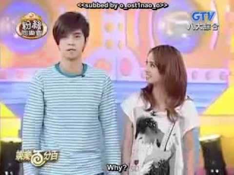 Show Lo and Jolin Tsai - Marry Me Today