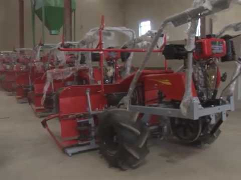 Federal Government On Agriculture Mechanization