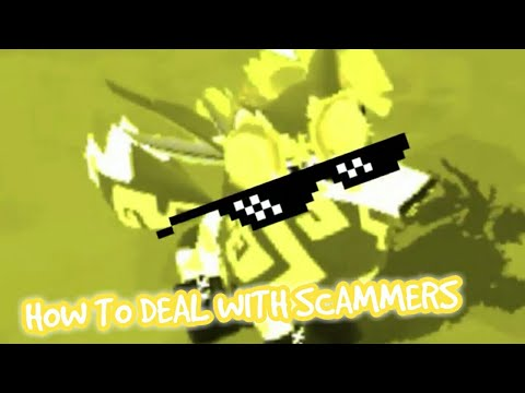 HOW TO DEAL WITH SCAMMERS ON AJPW