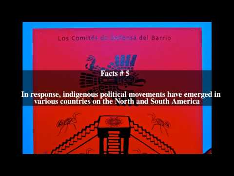Indigenous movements in the Americas Top # 9 Facts