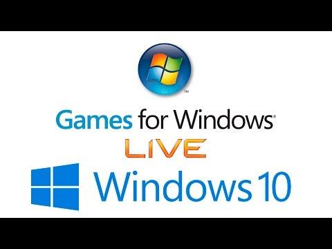 Как запустить игры с поддержкой Games for Windows Live на Windows 10 | Street Fighter X Tekken