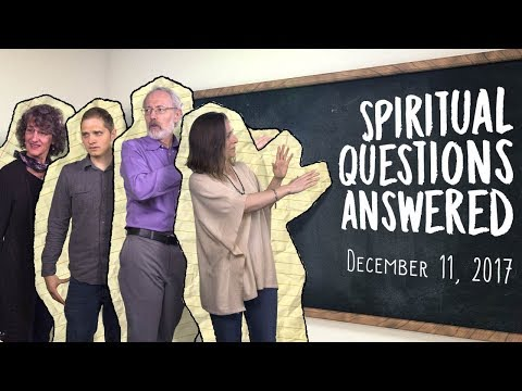Spiritual Questions Answered