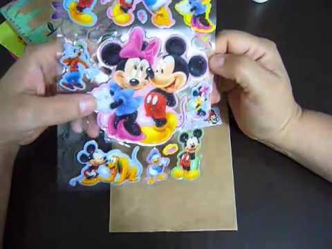 Como decorar bolsas de papel sobres f cilmente - Como decorar un sobre ...