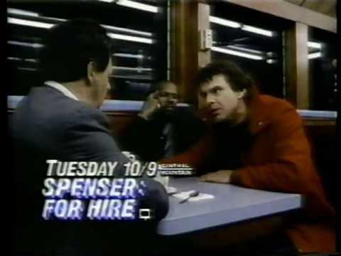 ABC promo Moonlighting & Spenser For Hire 1986