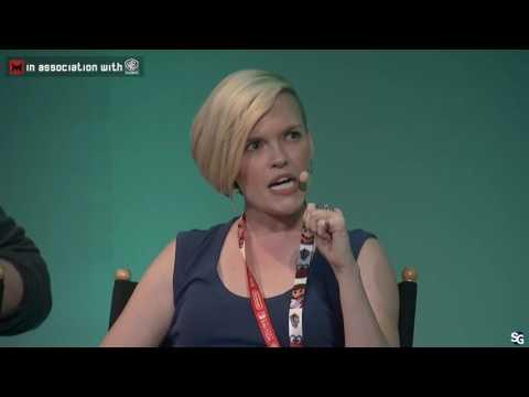 Injustice 2 - Kari Wahlgren & Tyler Landsdown Interview E3 2017 HD