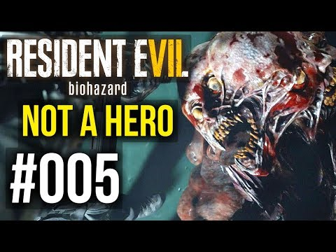 RE7: Not A Hero [05] 🎮 Kein Held (Lucas Finale) - Let's Play Resident Evil 7 DLC Not A Hero