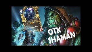 Rastakhans Rumble! Buget Malygos shaman deck!