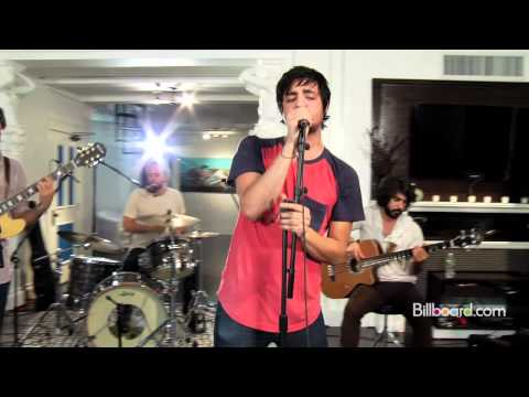 Young The Giant  Cough Syrup Studio Session