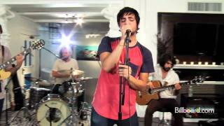 Young The Giant Cough Syrup Studio Session LIVE