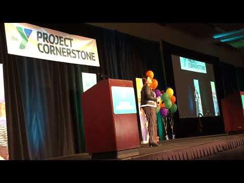 Golden Moment - 2018 YMCA Project Cornerstone Asset Champions Breakfast
