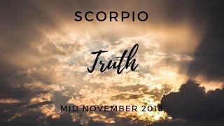 scorpio love tarot