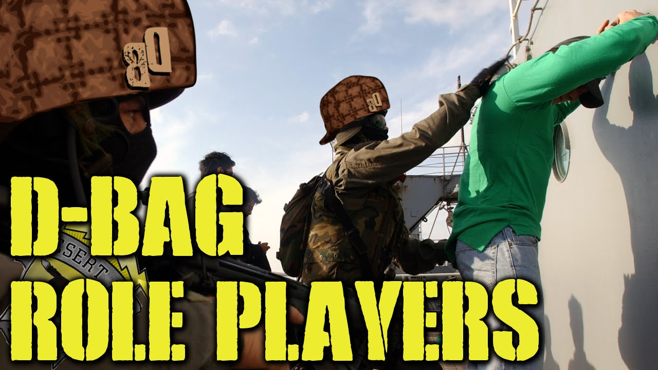 Desertfox Airsoft D Bag Role Players Don T Be One In You