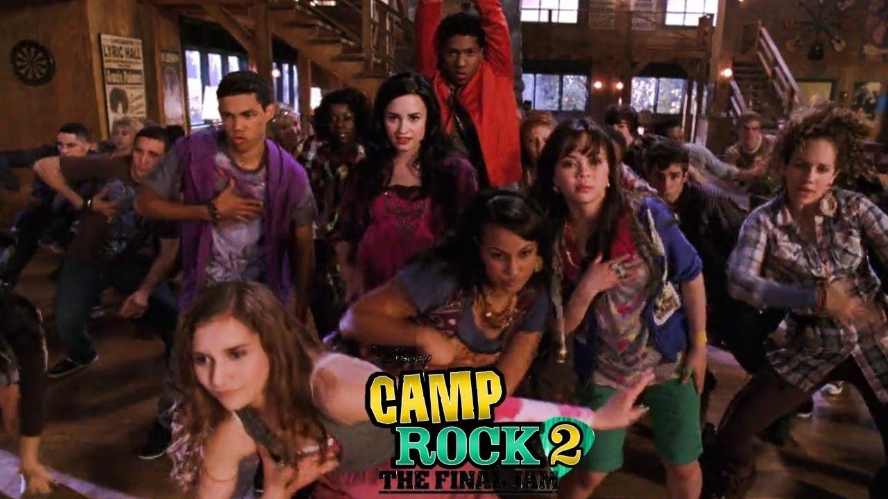 Camp Rock 2 Parte 9 Youtube