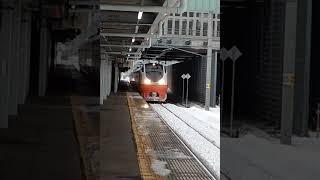 751系 つがる 新青森発車