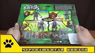 TMNT - Юные не очень черепашки, но очень мутанты ниндзя из Китая