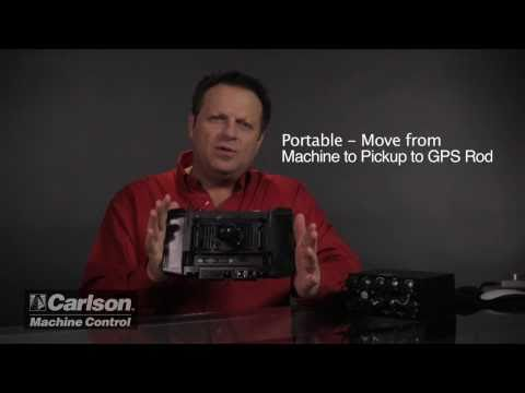 Carlson Commander & NEMA Overview - Machine Control Box