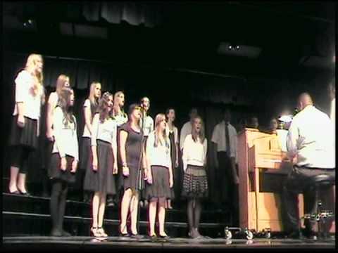 Dixon Middle School Concert Choir Haven't Met You Yet