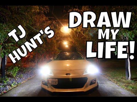 Draw My Life - TJ Hunt