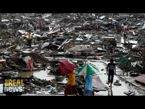 Filipino Gov. Misused Public Funds As People Suffer from Post-Typhoon Devastation