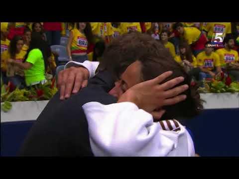 ירדן ג'רבי זוכה באליפות העולם לג'ודו