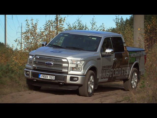 Motorsi Proovisõit - Ford F-150