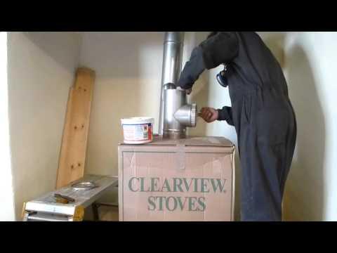 Clearveiw Vision 500 Installation