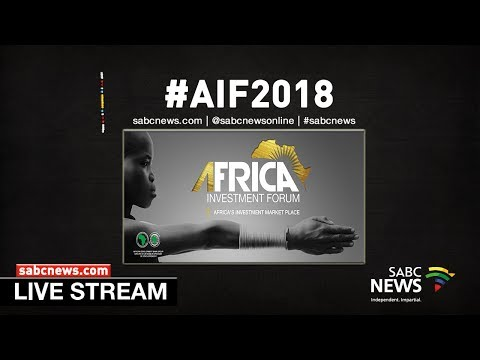Africa Investment Summit in Johannesburg