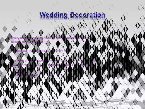 Wedding Decoration Ideas, Engagement Party Ideas In Brisbane