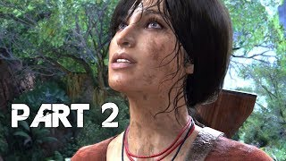 UNCHARTED THE LOST LEGACY Walkthrough Gameplay Part 2 - Homecoming (PS4 Pro)