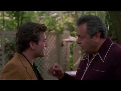 Paulie Slaps Henry Hill  Goodfellas