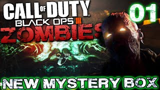 BLACK OPS 3 ZOMBIES Gameplay | NEW Pack a Punch Machine! | COD Black Ops 3 Zombies Shadows of Evil