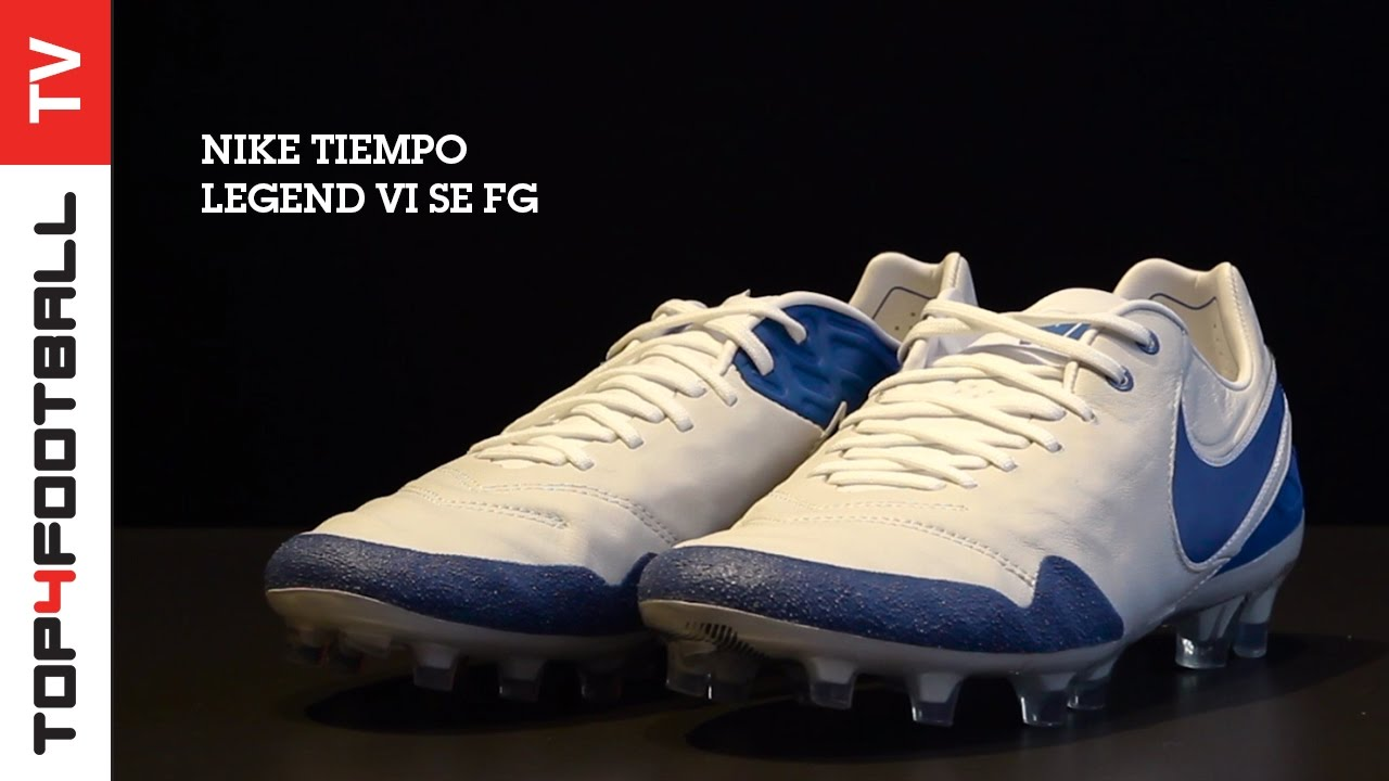 TOP4FOOTBALL UNBOXING - Nike Tiempo 6 Legend FG