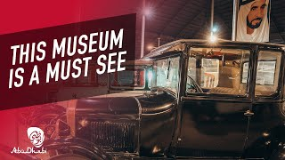 The coolest auto museum in Abu Dhabi!   Visit Abu Dhabi