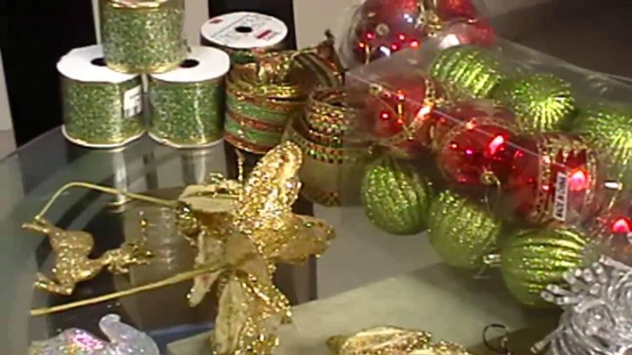 Arbol de navidad como adornar con cinta alambrada cintas - Decoracion de arboles navidenos ...