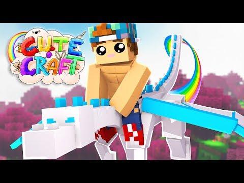 Download Youtube: FINDING A BEAUTIFUL DRAGON! | CuteCraft #8