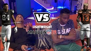 B LOU VS TY THE GUY MADDEN 20 !!!( $1,000 DOLLAR GAME)