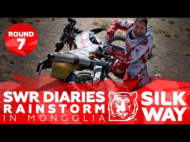 Match TV: Silk Way Rally Diaries - Rainstorm in Mongolia | Silk Way Rally 2019🌏 RUS - Stage 7