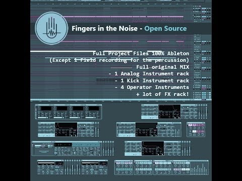 Able10 - 10 free Packs from Ableton Artists