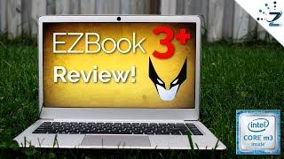 jumper EZBook 3 Plus Review: Affordable Core M3 Laptop (English)