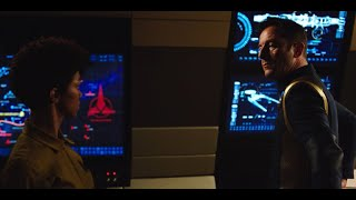 Star Trek - Captain Lorca Has Big Plans For Michael Burnham On Star Trek: Discovery