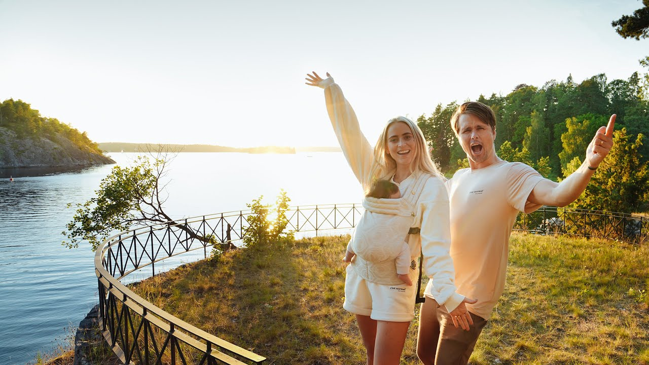 BUILDING OUR DREAM SUMMER HOUSE IN SWEDEN | VLOG⁵ 29