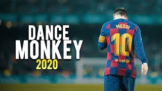 Baixar Lionel Messi ►  Dance Monkey - Tones & I ● Skills & Goals 2019/20 | HD