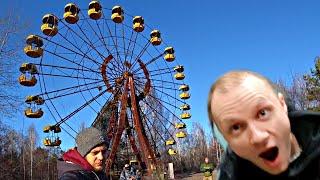 ✅Стрим из Припяти !!! ☢ Как я попал в Чернобыльскую Зону Отчуждения