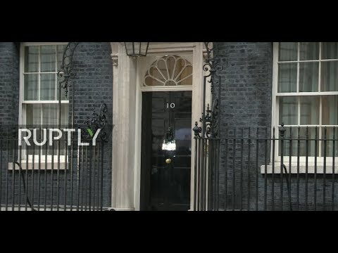 LIVE from Downing Street the day after Brexit vote