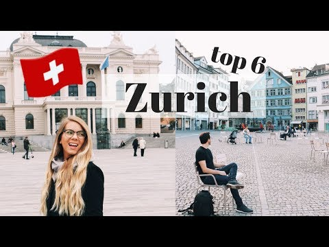 ZURICH, SWITZERLAND | TOP 6 Things To Do (free & cheap)