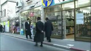 Jüdische Taliban: ultra-orthodoxe Antizionisten in Jerusalem 1/3