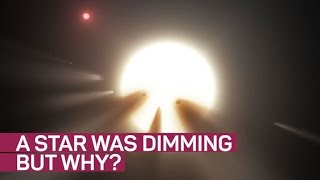 Mysterious star ends its strange dimming event